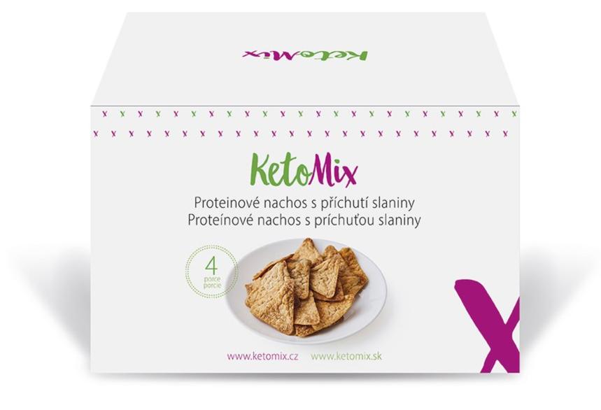 Tortilla chipsy KetoMix