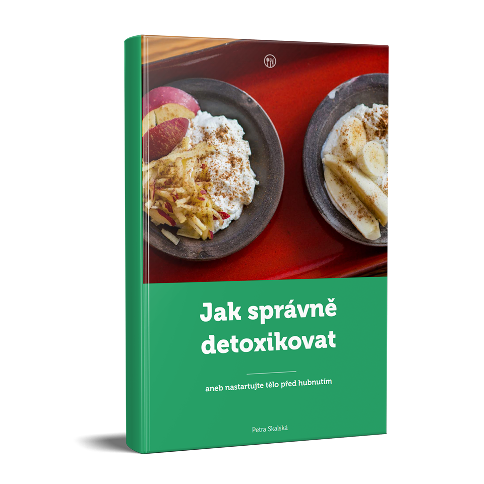 Elektronická kniha Detoxikace ZDARMA