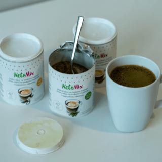 Ketomix káva na chudnutie